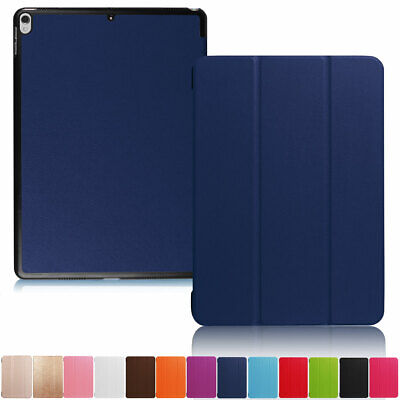 For Apple iPad 9.7 Inch 2017 5th Gen Magnetic Soft Leather Smart Case Cover