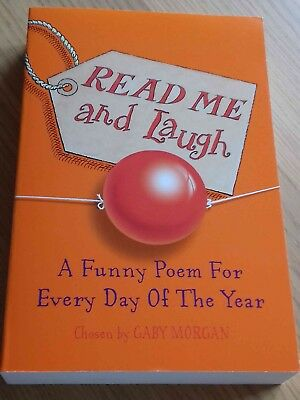 Read Me and Laugh - Gaby Morgan (Paperback) Free Delivery - New Book