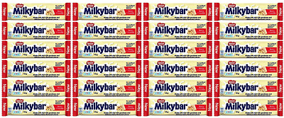 911953 24 x 45g BARS OF NESTLE'S NEW MILKY BAR BERRY CRUMBLE MADE WITH REAL MILK
