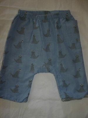 Seed 3/4 Pants,size 12-18 Months, Vgc. Happy To Combine Post.