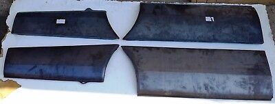 Toyota Hilux Rn55 P/u Ute Model 1984 89 Bed Lower Rear & Front Panels Pair Lh Rh