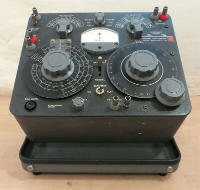 General Radio Company - Impedance Bridge 1650-A