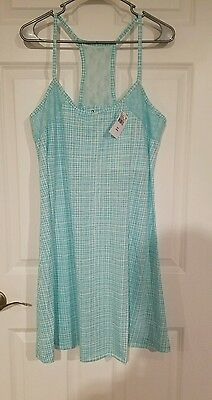 Motherhood Maternity relaxed fit nursing nightgown medium