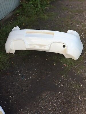 VW GOLF R32 MK5 REAR BUMPER Brand New Never Fitted