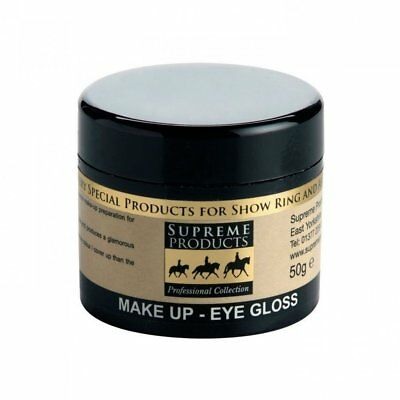 Supreme Products Black Eye Gloss 50g Show Horse Make Up