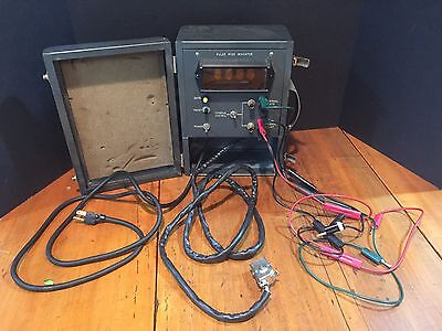 Vintage Electronic Test Equipment Pulse Miss Indicator Missing Pulse Detector