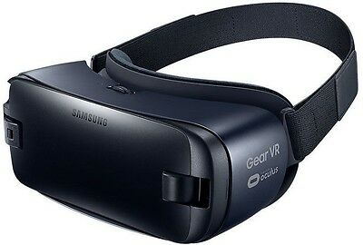 Samsung Gear VR 2 Oculus Virtual Reality Headset Black For S6 / S7 Edge Note5