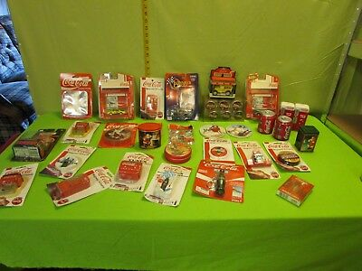 lot of 30 coca-cola collectibles