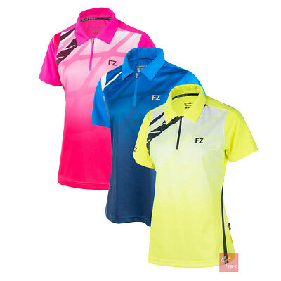 FZ Forza Gail Ladies Polo (Available in Electric Blue/ Pink Glo/ Safety Yellow)