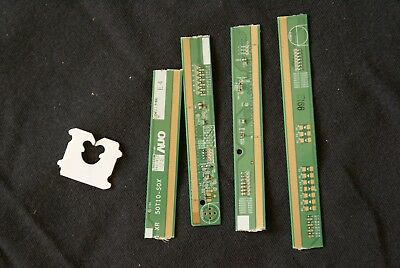 Small Gold Recovery Circuit Boards From Digital Electronics Recycled