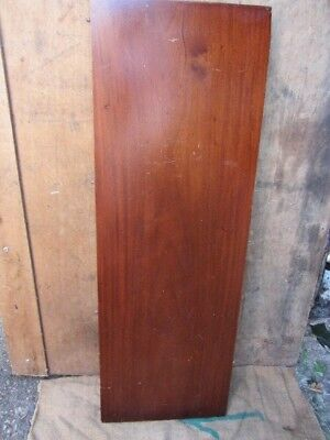 Center leaf from Mahogany wind out table.