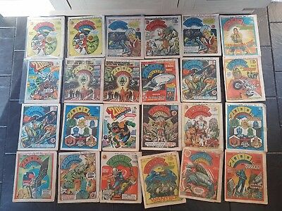 1979 - 2000ad large job lot collection various x51 progs