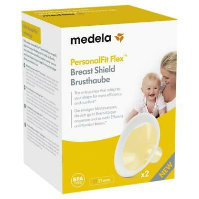 Medela Personalfit Breastshield Small 2 Pack ONLINE ONLY