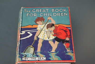 The Great Book For Children (By The Sea) 1927 - Herbert Strang