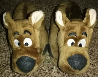 Scooby-Doo Slippers Hanna Barbera Cartoon Network