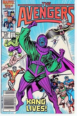 The Avengers #267 (May. 1986, Marvel)