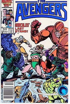 The Avengers #174 (Dec. 1986, Marvel)