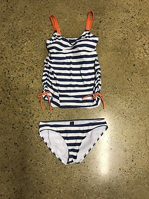 Oh Baby by Motherhood Tankini Swimsuit Size Medium