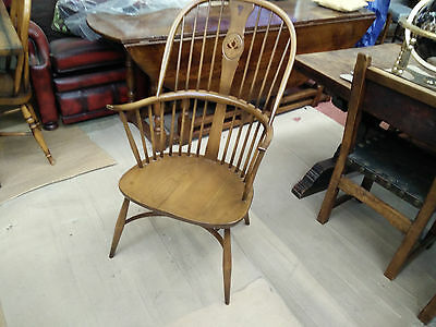 ERCOL Chairmakers Chair  Maples Limited Edition To Commemorate 150 Years....