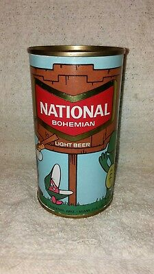 National Bohemian Bank Top Beer Can 12oz.