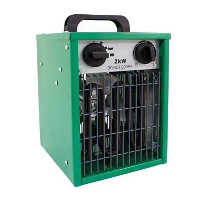 Large Parasene Electric Greenhouse Heater / Conservatory / Garage / Out Building