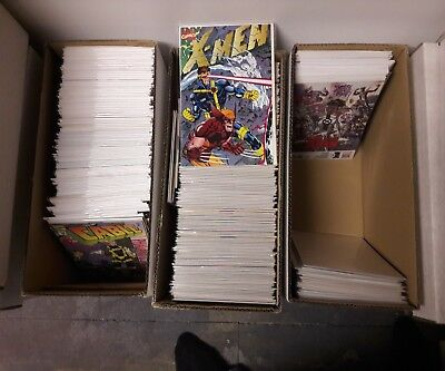 X-men vol 1 full collection 294 comics