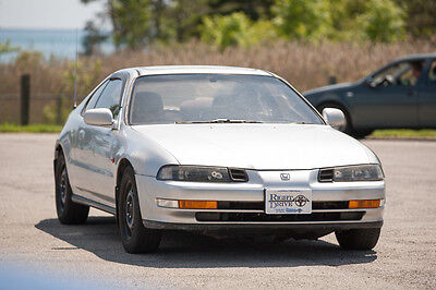 Honda: Prelude Si 1992 Honda Prelude SI - Right Hand Drive - FUN / Postal Delivery Vehicle RHD JDM