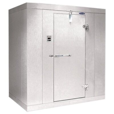 "Norlake Nor-Lake Walk In Freezer 6'x 6'x 8'4"" H model KL8466"