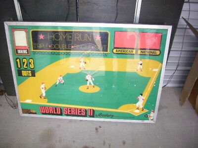 Commercial Lot of 1970's Video Wall Mount Bar Games- Pong, World Series, Darts