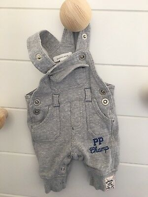 Pumpkin Patch Overalls 0-3