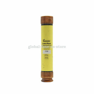 Bussmann LPS-RK-4SP Dual-Element, Time-Delay Fuses Class RK1 600V 4 Amp