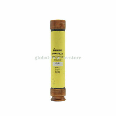 Bussmann LPS-RK-10SP Dual-Element, Time-Delay Fuses Class RK1 600V 10 Amp