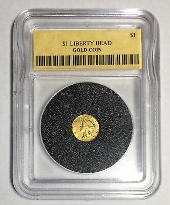 1949 (P) ~ $1.00 Gold Liberty Coin 'Open Wreath' ~ XF - AU ~ FIRST YEAR OF ISSUE