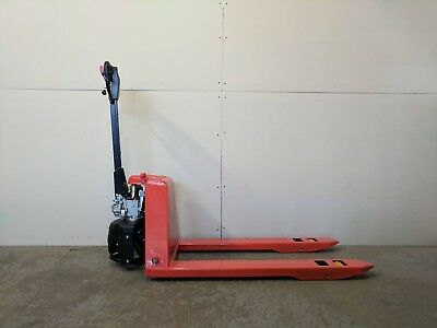 Hoc Ept20 Electric Power Drive Pump Truck 3300 Pound Capacity + 1 Year Warranty