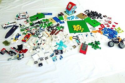 Lego Bulk City Creator Parts Genuine Lego 2.8 kg Great Condition