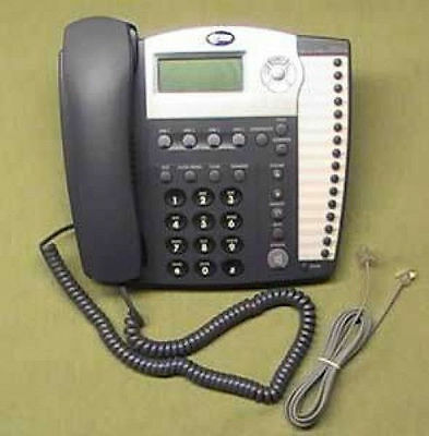 AT&T 945 4 line Small Business phone No control unit needed Warranty 974 984 fr