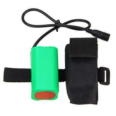 Rechargeable 20000/16000/12000mAh 8.4v battery Pack For X3 X2 Bike Bicycle Light