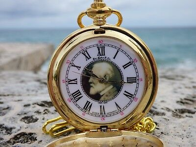 General Robert E Lee Pocket Watch - US Military - Confederate Watch - CSA