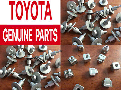 Genuine Oem Toyota Scion Lexus Air Box Filter Element Cover Bolts Screws Nuts
