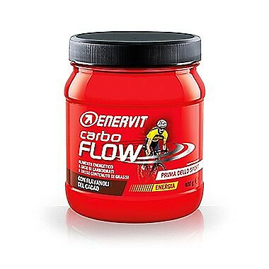Enervit Carbo Flow Cacao 400Gr