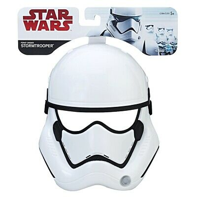 Stormtrooper First Order Star Wars Episode 8 Maske von Hasbro