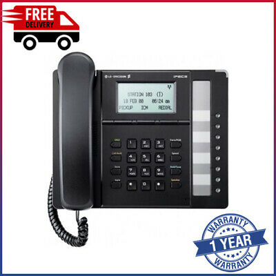LG LIP-8008D IPECS 8 Button Telephone *1 Year Warranty* Inc VAT & Free Delivery