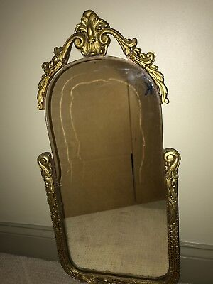 Nice Small Antique Mirror