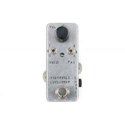 Fairfield Circuitry The Accountant Compressor Guitar or Bass Effect Pedal - New!