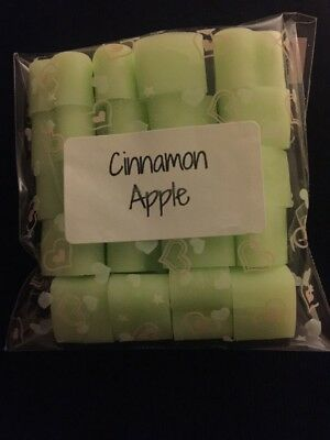Cinnamon Apple 🍎 Highly Scented Handmade Wax Melts/Tarts For Oil Burners