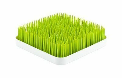 Boon Grass Countertop Drying Rack ~ Green ~ Holds up to 12 Baby Bottles - NEW