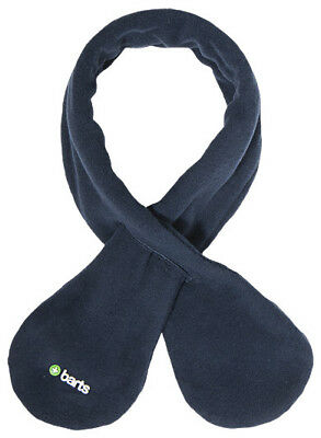 Barts Fleece Infant Scarf, Navy