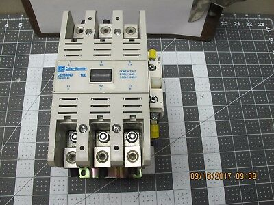 Cutler Hammer CE15MN3 Series A1 Contactor w/Aux Contacts NEW PULL