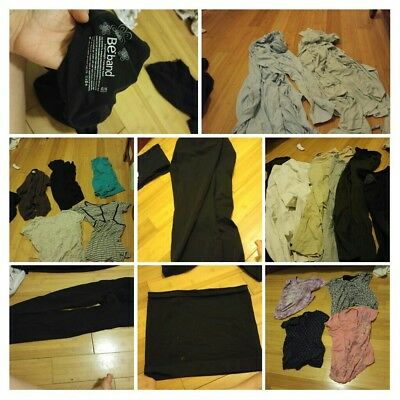 maternity clothes lot large & xl