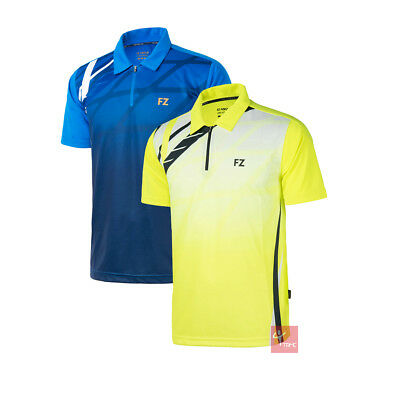 FZ Forza Gage Mens Polo (Available in Electric Blue or Safety Yellow)